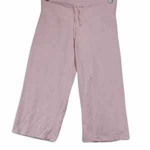 Lululemon baby pink capri leggings